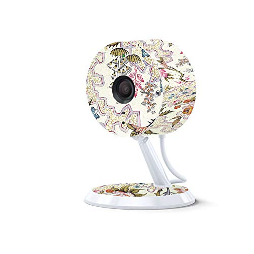 MightySkins Skin for Amazon Cloud Cam – Floral Design | Protective, Durable, and Unique Vinyl Decal wrap Cover | Easy to Apply, Remove, and Change Styles | Made in The USA Review