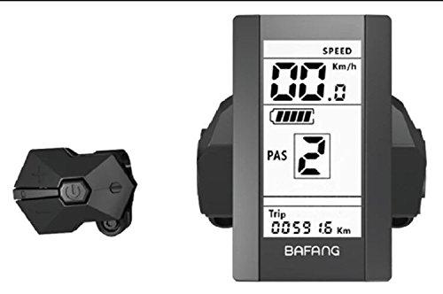 Bafang 8Fun C965 LCD Panel Display 36V 48V Mid Drive Motor Parts Electric Bicycle Ebike Coversion Kit Pantalla For BBS01 BBS02 by NBPower (Image #3)