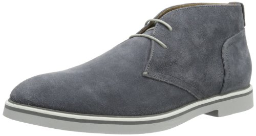 Boots C9002 Grau Men's U Manuel a Dk Grey Geox Desert Grey dwqvX101WP