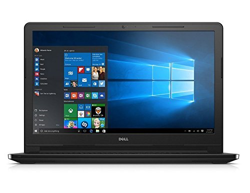 Price comparison product image Dell Inspiron 15 5000 Series 15.6-Inch Laptop (5th Gen Intel i7-5500U, 6GB, 1TB HDD, Windows 10), Black