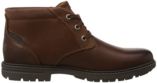 Bucks Uomo Tan Marrone Rockport Stivali Tough Chukka BS05U1q