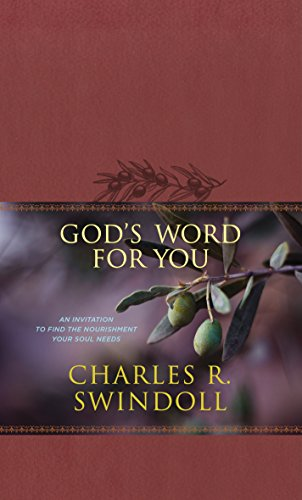 Free God's Word for You: An Invitation to Find the Nourishment Your Soul Needs<br />E.P.U.B