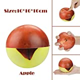 USHOT 10cm Stress Reliever Scented Fruits Super Slow Rising Kids Toy Squeeze Toys