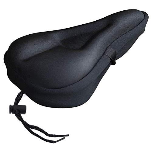 Amosch Gelhoes voor fietszadel, zadelhoes, fietszadelhoes, het meest comfortabele fietszadelhoes, gelzadelhoes, gelhoes…