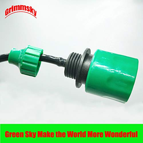 47mm 58mm Usage Od1/4'' Hose Pipe Connector