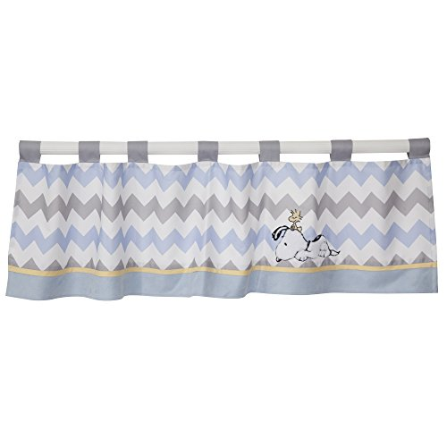 (Lambs & Ivy My Little Snoopy Window Valance)