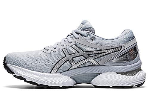 ASICS Women's Gel-Nimbus 22 Platinum Running Shoes 3