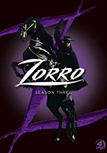 El Zorro Temporada 3 Ingles Subtitulado – 4 Capitulos Especiales