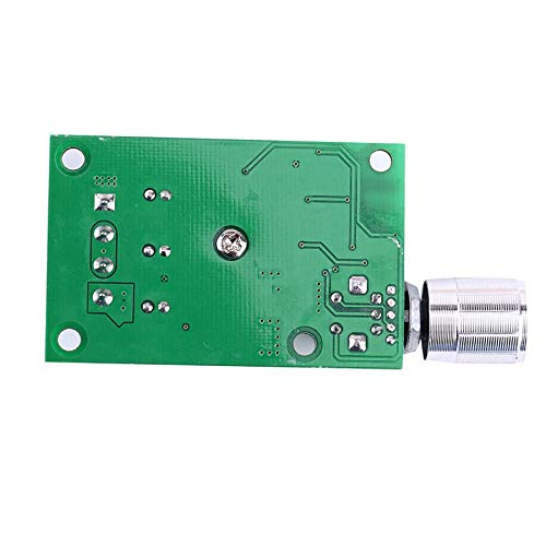 Motor Speed Controller 6V-28V 3A PWM DC Motor Speed Controller Switch Function 1206B w//Case Adjustable Speed Control