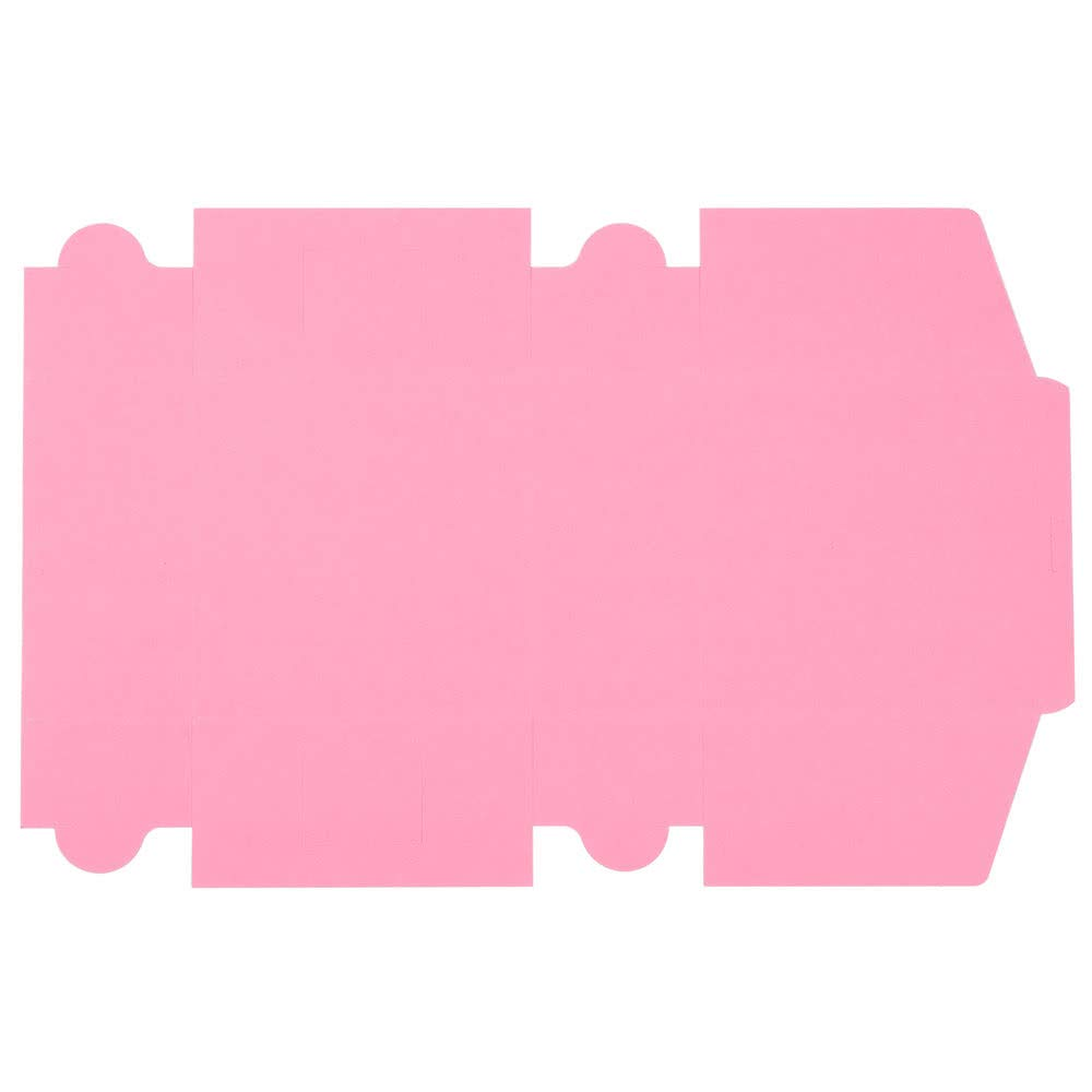 Pack of 10 Pink 10x10x5 Bakery or Cake Box by Southern Champion (Image #3)