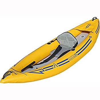Image of ADVANCED ELEMENTS Attack Pro Inflatable Kayak Whitewater Kayaks