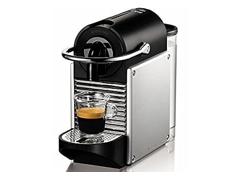 KOENIG B03195 Independiente Totalmente automática Máquina de café en cápsulas 0.7L 1tazas Aluminio - Cafetera