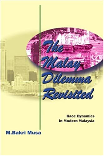 the malay dilemma ebook