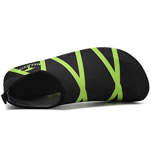 CIOR Exercise Water Beach Yoga Pool Aqua Men Women Skin Shoes Green01 Surf Barefoot Shoesfor Ugwxdgr