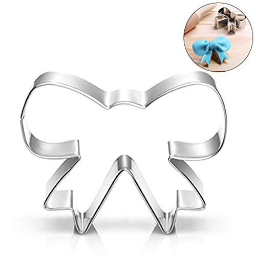 Bow Cookie Cutter - Bow-knot Cookie Cutters - Stainless Steel