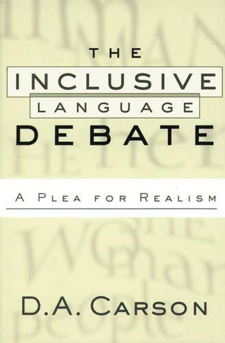 The Inclusive Language Debate by Inter-Varsity Press