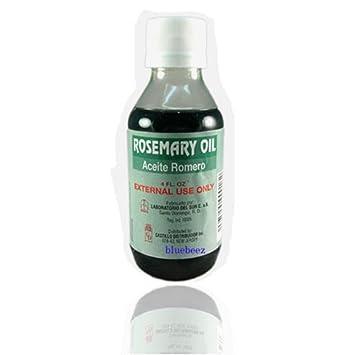 Rosemary OIL Aceite Romero 4oz by HAIR OIL