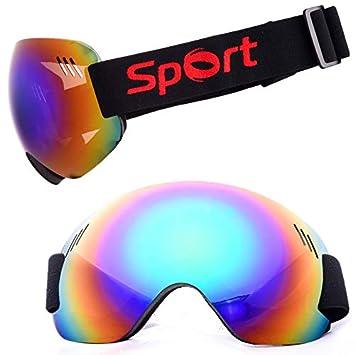 Easy Go Shopping Montañismo Gafas de Nieve Esquí antivaho ...