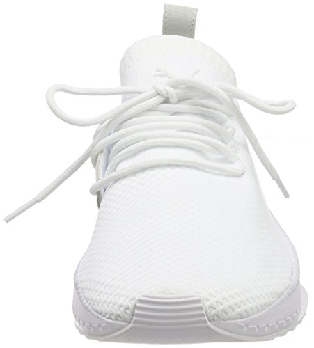 Puma Tsugi Apex Evoknit, Scarpe da Ginnastica Basse Unisex – Adulto Bianco (Puma White)