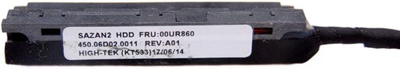 P//N Genuine New SATA HDD Hard Drive Connector SAZAN2 Cable for Lenovo Thinkpad T560 T460 450.06D02.0011 00UR860