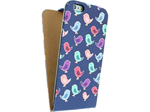 Mobilize Ultra Slim Flip Case Apple iPhone 6 Plus Birdy