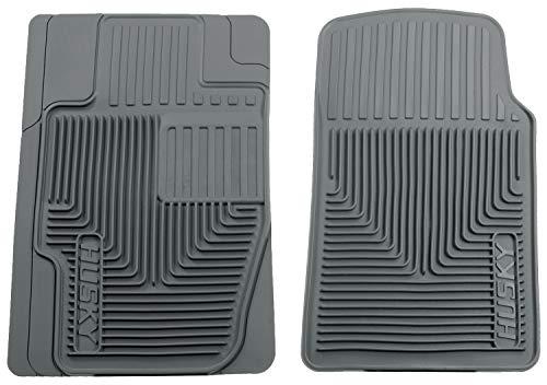 Husky Liners Front Floor Mats Fits 97-99 CL, 01-03 CL, 02-06 RSX, 95-06 TL/RL - Honda Prelude Molded Carpet
