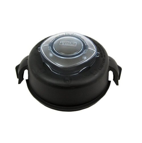 Vitamix 2-Part Lid and Plug, 64-Ounce (High Profile) by Vitamix