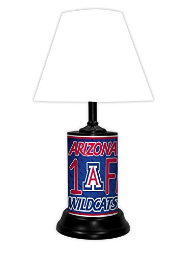 TAGZ Sports Arizona Wildcats NCAA LAMP
