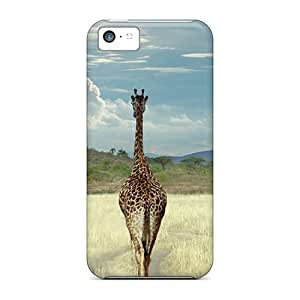 meilz aiaiiphone 5/5s Cases Covers Skin : Premium High Quality Beautiful African Giraffe Casesmeilz aiai