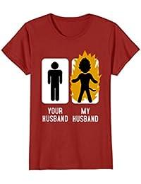 Your Husband My Husband Shirt : Funny Anime Geek Couple Gift