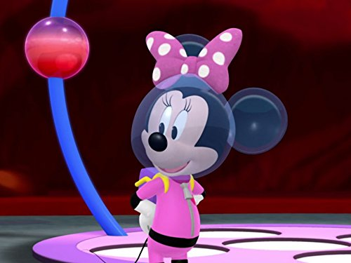 Martian Minnie's Tea Party]()