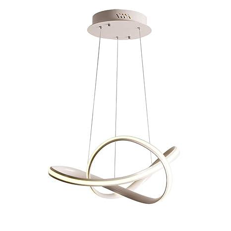 Lámparas LED - Vestíbulo moderno Luces colgantes circulares Luces ...