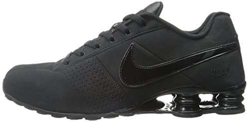the latest 9eb6d 66c78 Nike Shox Deliver All Black Men s Running Shoes Size 14