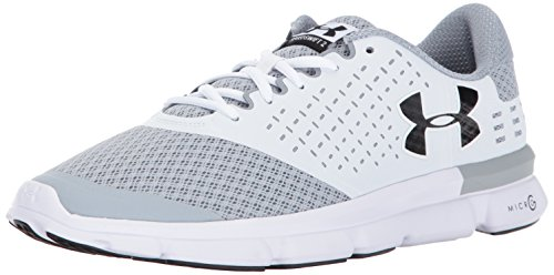 Under Armour UA Micro G Speed Swift 2, Scarpe da Corsa Uomo White/Overcast Gray