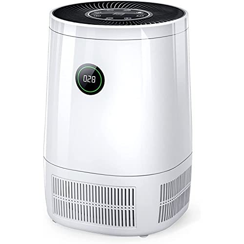 ZHENGXOO Small Air Purifie for Home with HEPA Filter, AM-180-24V