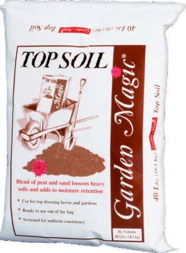 Michigan Magic Top Soil for Raised Beds
