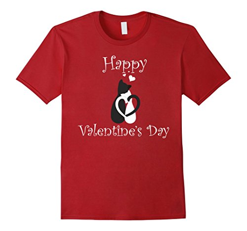 Valentines Day Shirt - Happy Valentines Day Cat - Valetines Day Ideas