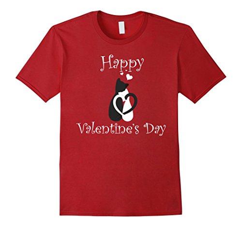 Valentines Day Shirt - Happy Valentines Day Cat - Day Valetines Ideas