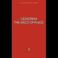 Geosophia: Volume 2 (Encyclopaedia Goetica)