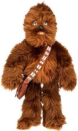 Disney Chewbacca Plush - Star Wars - Medium - 19'' by Disney Funko