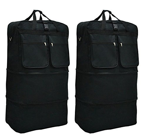 5b101b4d06 Expandable Wheeled Bags Rolling Duffel