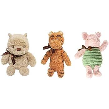 Amazon Com Kids Preferred Classic Winnie The Pooh Set Of 3 Pooh