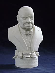 Busto de Winston Churchill