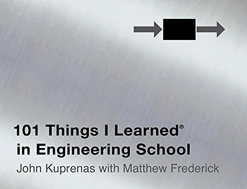FREE 101 Things I Learned in Engineering School [D.O.C]