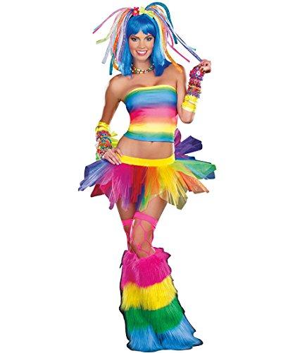 Kandi Halloween Costume (Kandi Kid Adult Costume -)