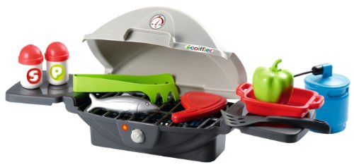Ecoiffier - Gas BBQ Play Set