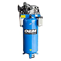 Oemtools Oemte5060vm 4.5 Hp 60 Gallon Air Compressor - 2 Stage