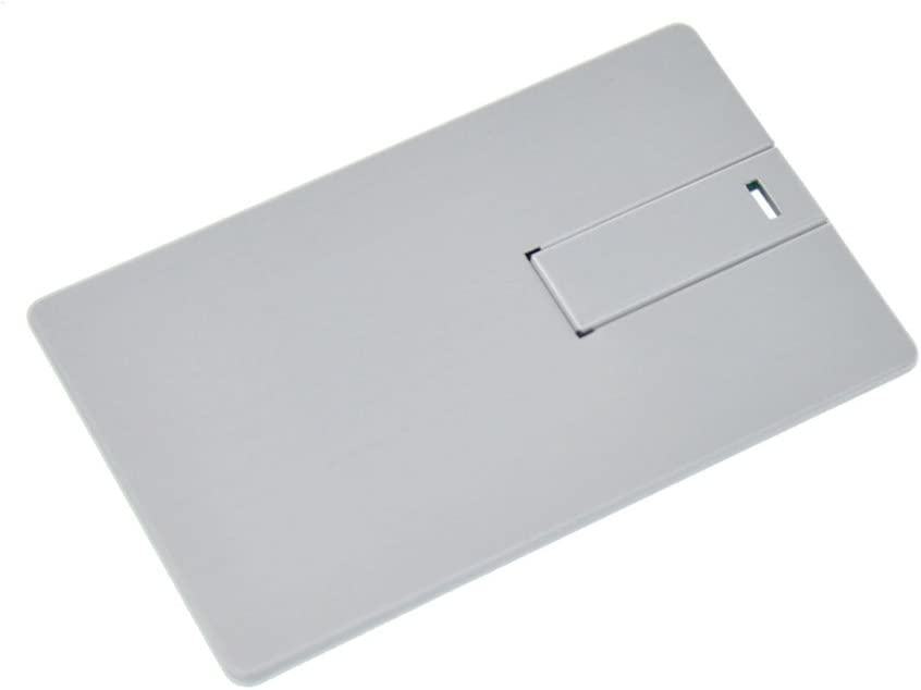 FEBNISCTE 5 Pack 4GB Thumb Drives USB2.0 Credit USB Pendrive Gift