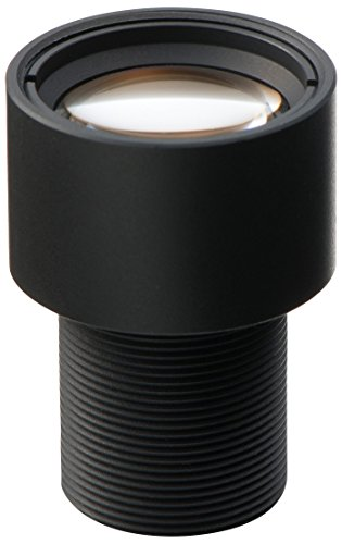 シービーシー CBC GoPro リブケージ用 HDボードレンズ 25mm Sマウント M12H2520KPの商品画像