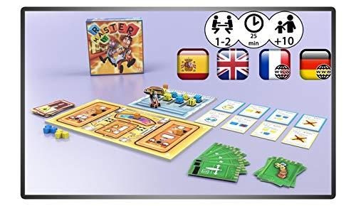 Comprar Abba games- Juego de Mesa Ray Master, Multicolor (8437010935169)